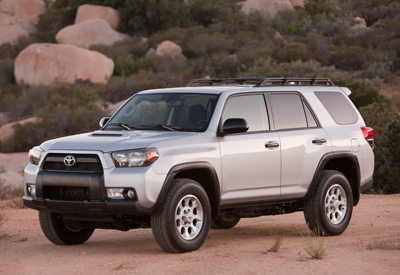 Awesome 2011 Toyota 4Runner