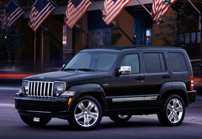 High Quality 2011 Jeep Liberty
