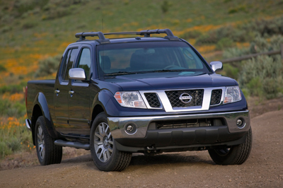 Nissan Frontier Towing Capacity >> 2011 Nissan Frontier Review