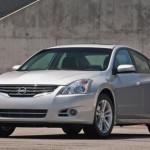 Eagle Eyes Tail Light Fit 2007-2012 Nissan Altima Sedan//Hybrid Driver Side