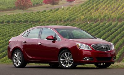 Buick Verano Review >> 2012 Buick Verano Review