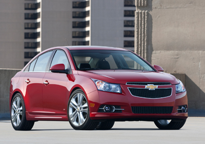 2012 Chevrolet Cruze Review