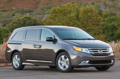 2012 Honda Odyssey Review