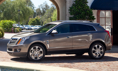 cadillac offroad srx suv models vehicles car