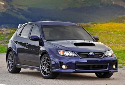 Subaru Sti Top Speed - Auto Express