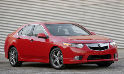 Acura TSX Review - Acura tsx speaker replacement