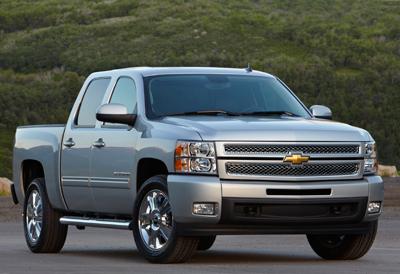 2012 Chevrolet Silverado Review