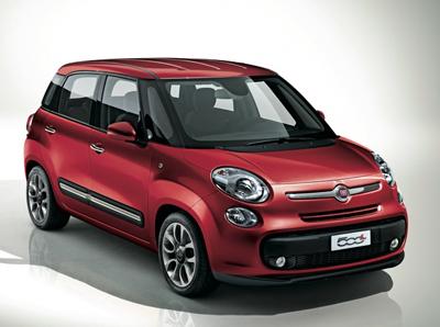 2013 Fiat 500L Review