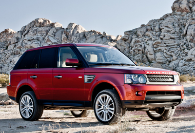 2012 Land Rover Range Rover Sport Review