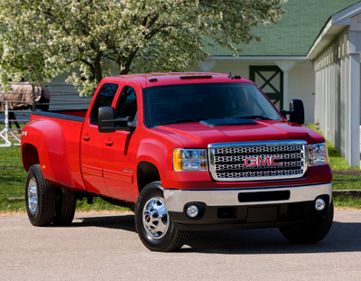 2012 GMC Sierra HD Review