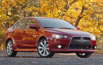 New City Nissan >> 2012 Mitsubishi Lancer Review
