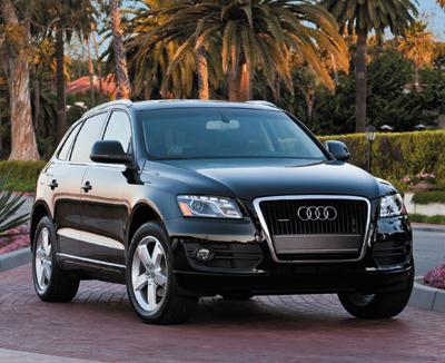 Audi Q5 Seating Capacity >> 2012 Audi Q5 Review