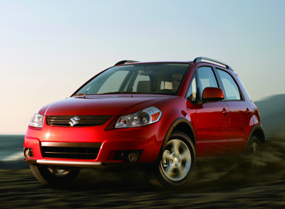Who Makes Cadillac >> 2012 Suzuki SX4 Review