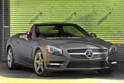 Beautiful 2013 Mercedes Benz SL550