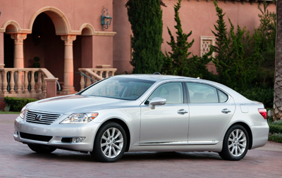 Perfect 2012 Lexus LS