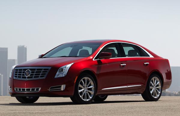 2013 Cadillac XTS Review