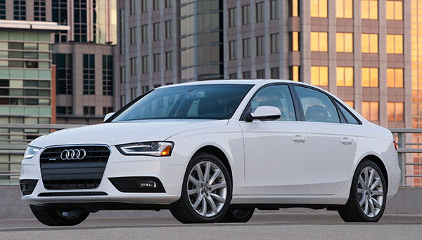 2013 Audi A4 Premium Plus 0 60
