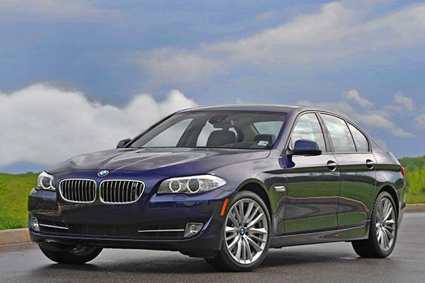 2013 BMW 5 Series Review