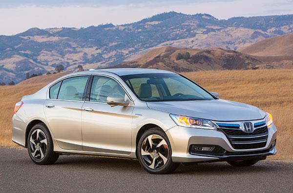 2014 Honda Accord Phev Review