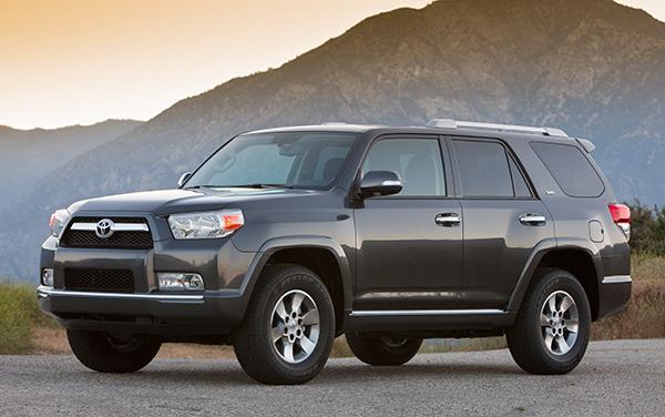 2013 Toyota 4Runner Review
