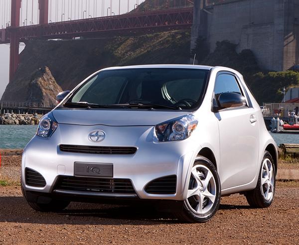 Laura Buick Gmc >> 2013 Scion iQ Review