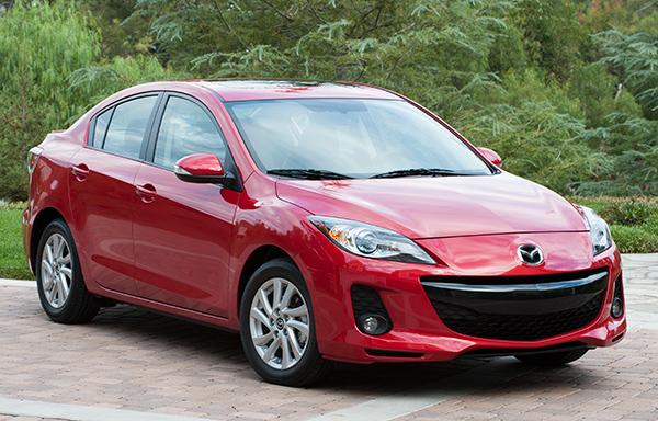 2013 Mazda 3 Review