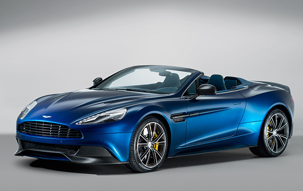 Aston Martin Vanquish Volante Review - Aston martin vanquish volante