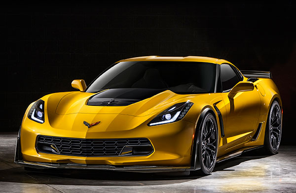 2015 Chevrolet Corvette Stingray Z06