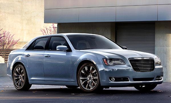 2014 Chrysler 300 Review