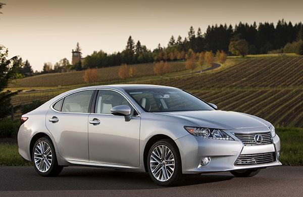 2014 Lexus Es Review