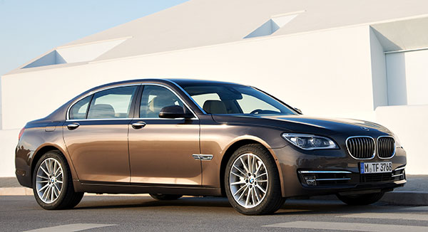 2014 Bmw 7 Series Review