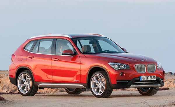 2014 BMW X1 Review