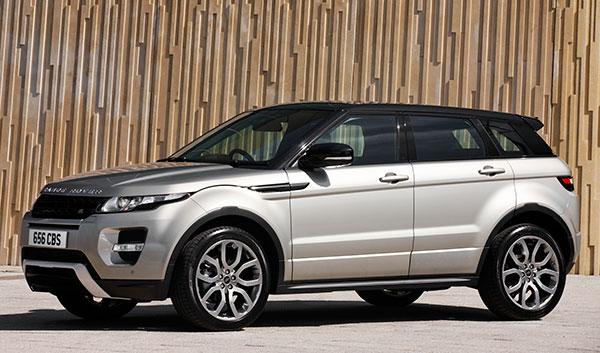 2014 Land Rover Range Rover Evoque Review