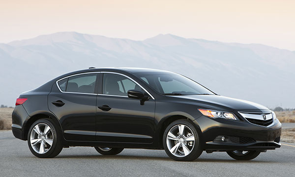 2015 Acura ILX Review