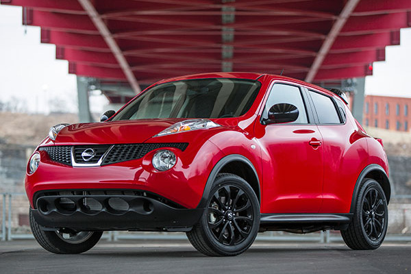 Mazda 6 Sport >> 2014 Nissan Juke Review