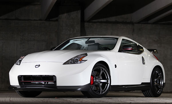 2014 Nissan 370z Review