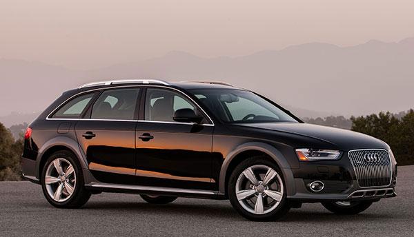 Fuel Jeep Wheels >> 2014 Audi allroad Review