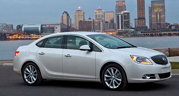 2014 Buick Verano Review