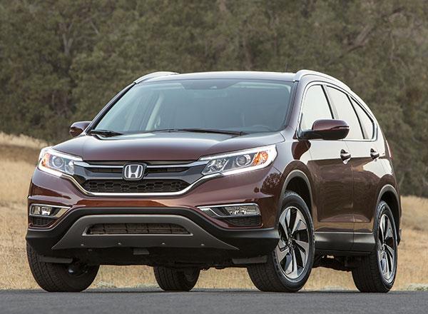 New Car Test Drive >> 2015 Honda CR-V Review