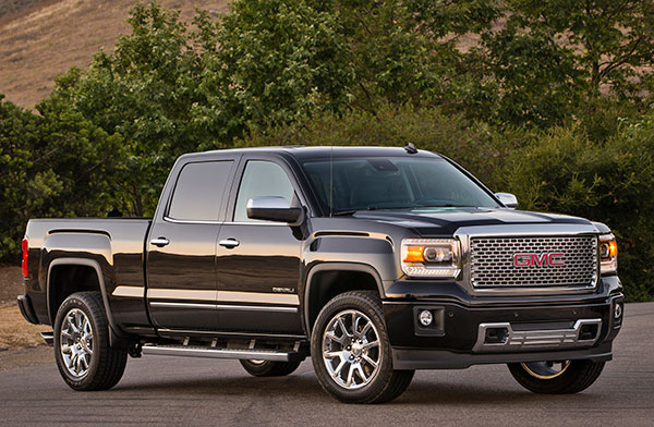 2015 GMC Sierra Review