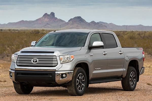2015 Toyota Tundra Review