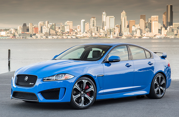 2015 Jaguar Xf Review