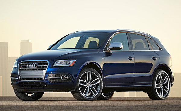 Volvo Suv Used >> 2016 Audi Q5 Review