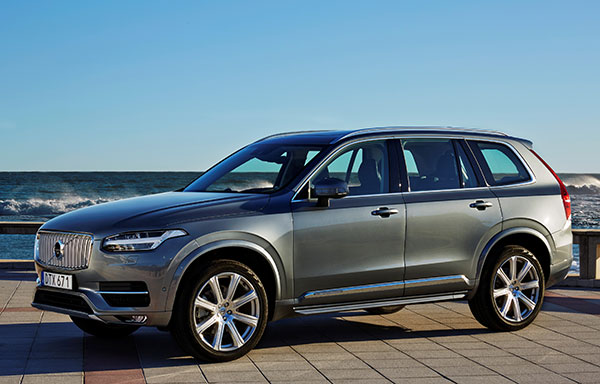 Find Car New Used The 2016 Volvo Xc90