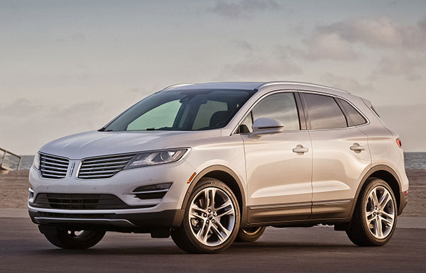 Audi Q5 Length >> 2016 Lincoln MKC Review