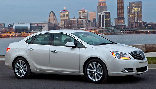 Buick Verano Review >> 2016 Buick Verano Review