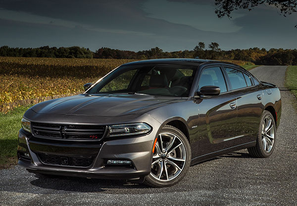 2016 Dodge Charger Review