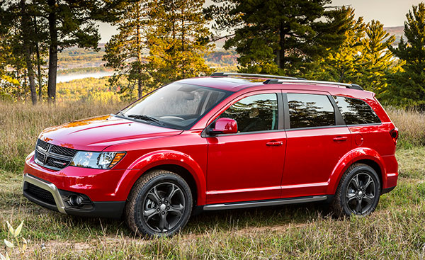 2016 Dodge Journey Review