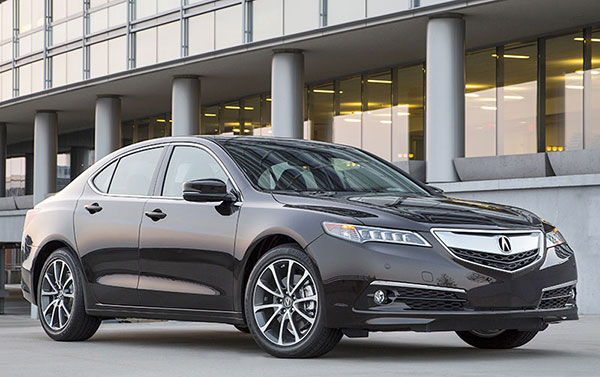 2015 Acura Tlx Tech >> 2016 Acura TLX Review