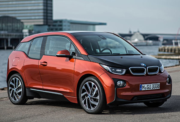2016 BMW i3 Review